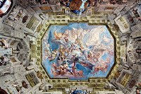 Marble Hall Ceiling Painting