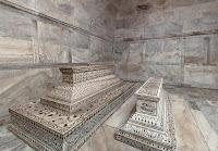 Shah Jahan and Mumtaj Tombs