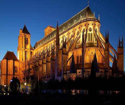 Bourges Cathedral, Bourges, France Tourist Information