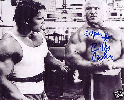 billy graham wrestler. Billy Graham