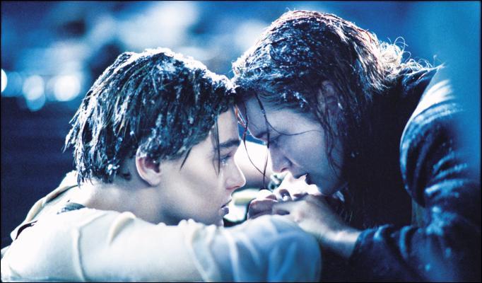 leonardo dicaprio titanic kissing. dicaprio+titanic+drawing