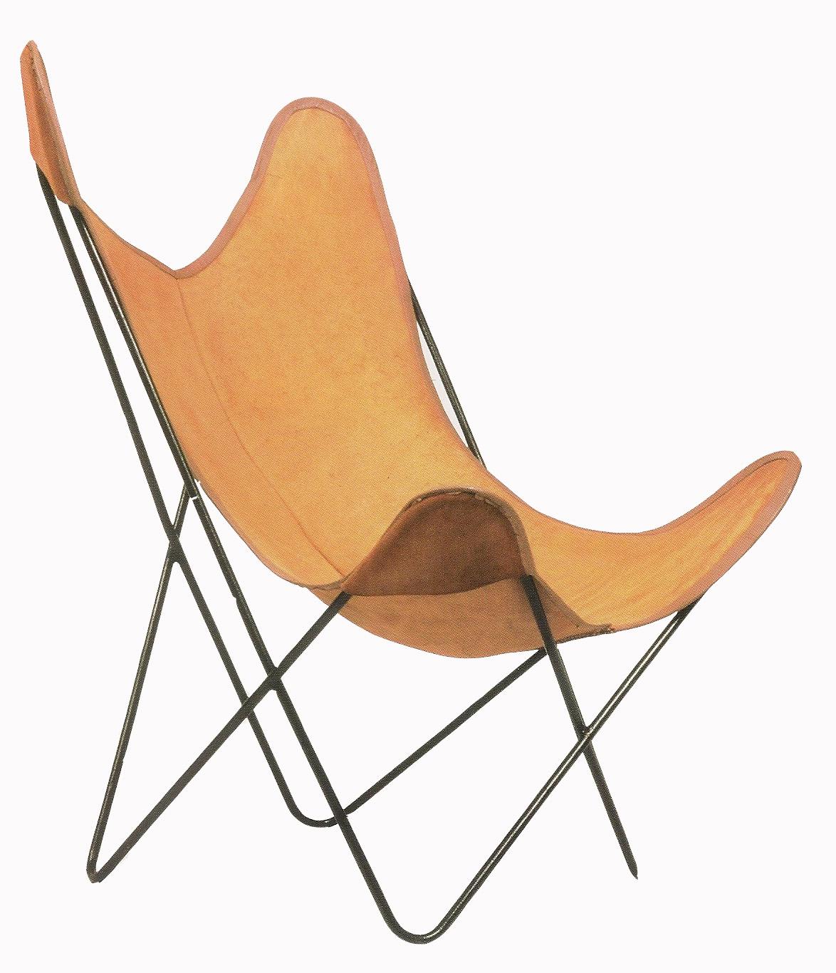 Sin camisa a cuadros d a 16 silla hardoy - Silla mariposa ...