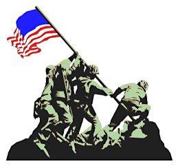 Iwo Jima, February 23rd, 1945