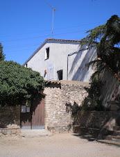 La casa de l'església