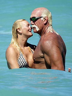 Apologise, but, Hulk hogans wife nude that interfere