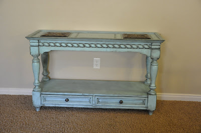Tutorial sofa table with character for Sofa table tutorial