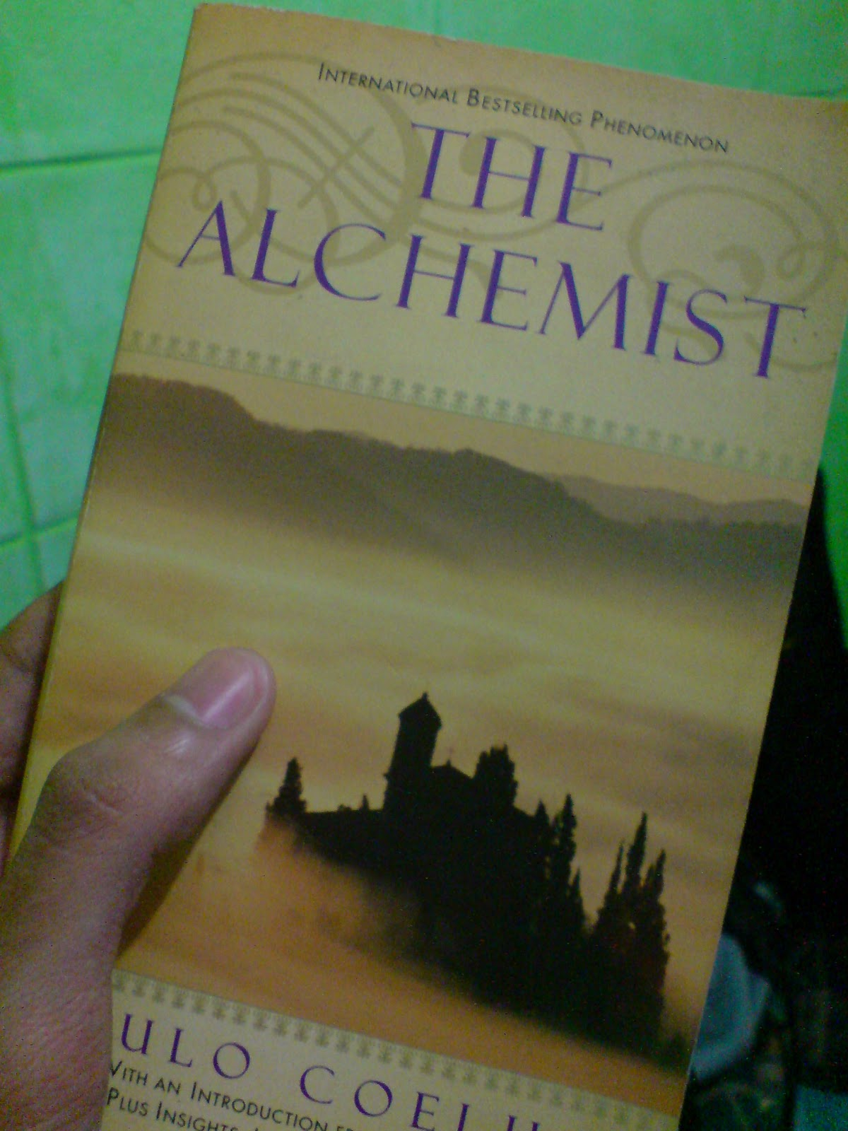 tacit lexis review the alchemist but you ll be more lucky enough if one of the novels that your professor require you to was a novel entitled the alchemist written by paulo coelho i