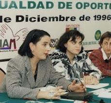 1996, Huesca en diciembre
