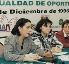 1996, Huesca en diciembre