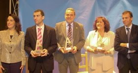 2007, marzo: premios A