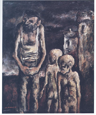 He worked in unskilled jobs in carlton factories while studying painting at melbournes national gallery art school
