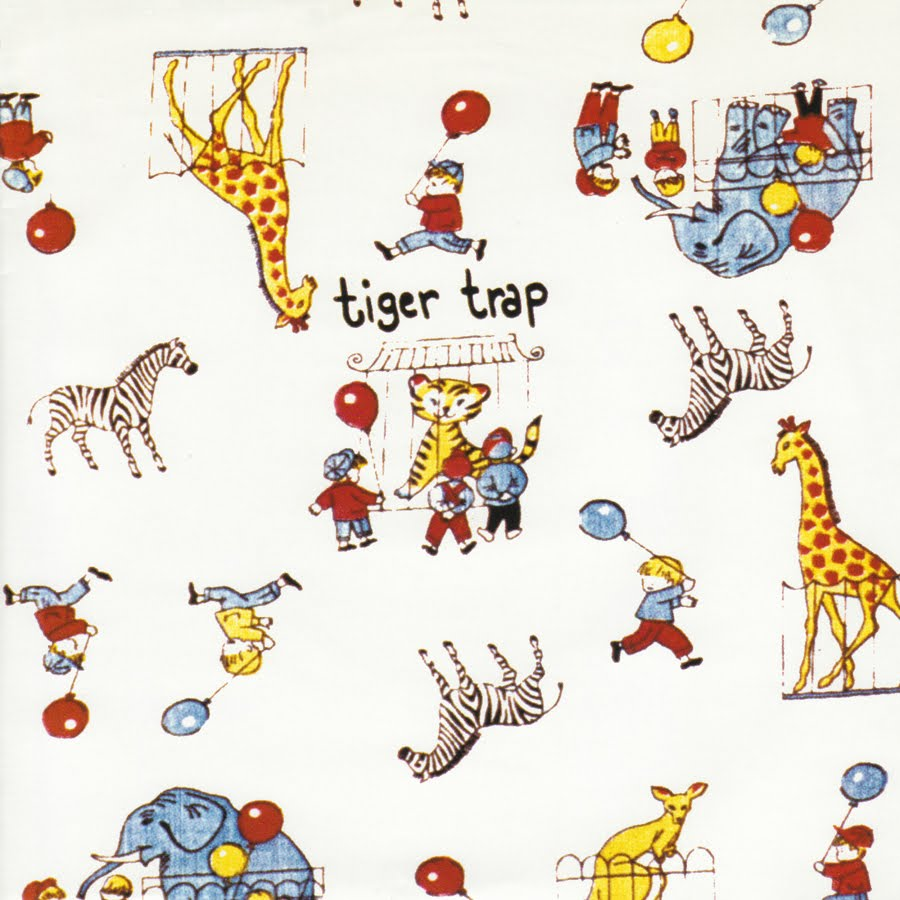 Tiger Trap - Your Lips Say It All
