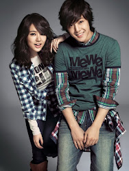 ****KIM HYUN JOONG and OH HANI****