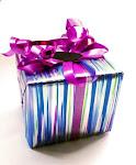 Cada dia chega trazendo seus próprios presentes. Desamarre as fitas. Ruth Ann Schabaker