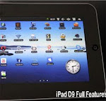 iPad D9-3G Network