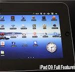 iPad D9-3G Network