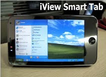 iView Smart Tab Windows Phone Tablet 3G
