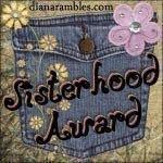 Sisiterhood Award