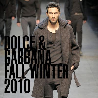 2010 Fall Fashion Show on Fall Winter Menswear 2010 2011 Full Fashion Show