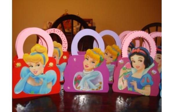 Como hacer bolsas de sorpresas infantiles - Imagui