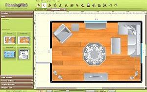 Muebles y decoraci n de interiores simulador de ambientes for Simulador decoracion interiores