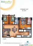 3BR Unit (68sqm)
