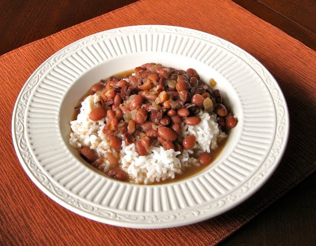 My Own Sweet Thyme: Red Beans and Rice
