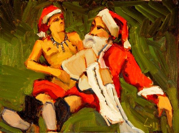 Facebook Santa Helper Oyunu