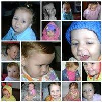 Faces de uma criança..