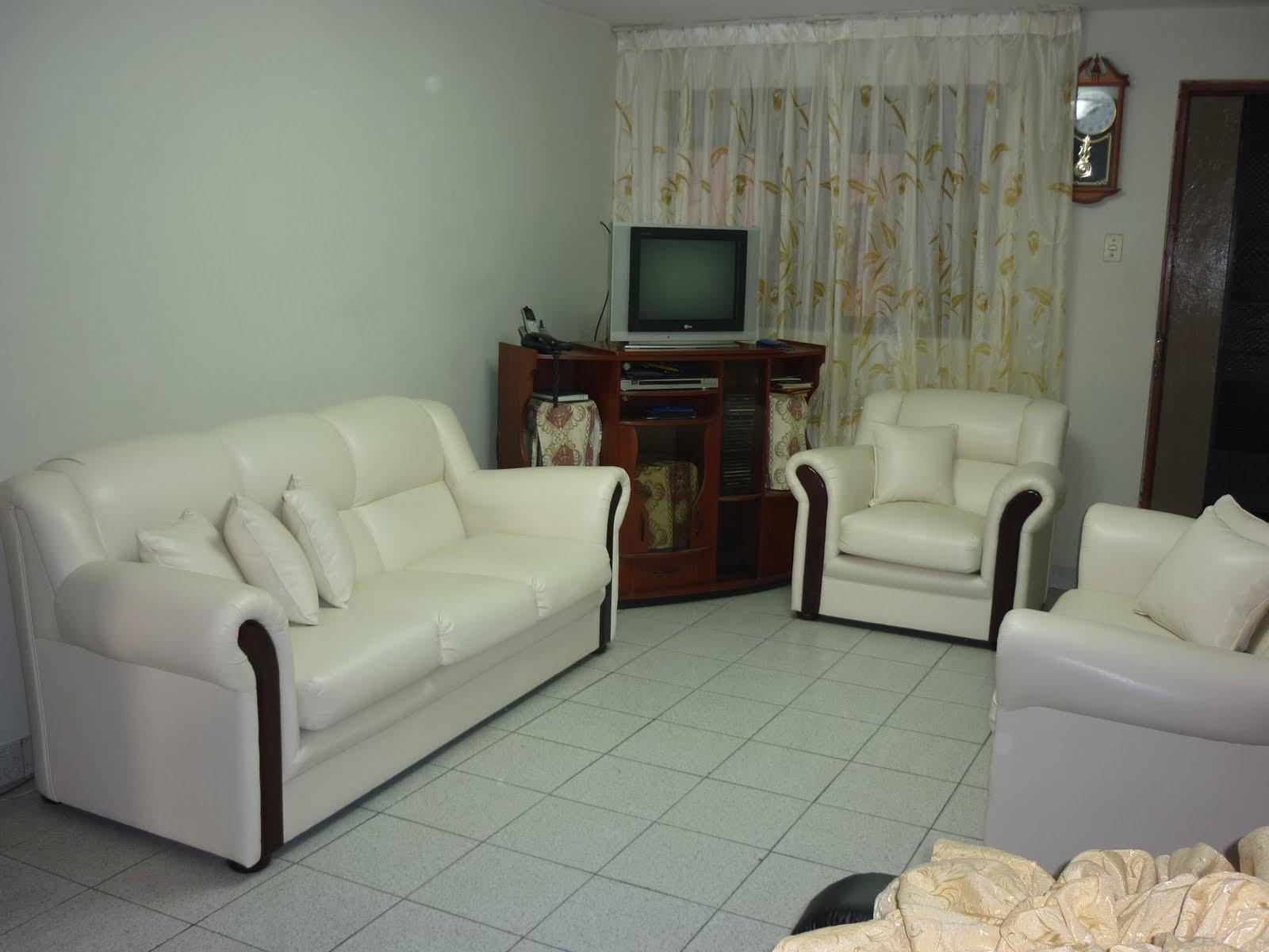 Muebles y tapices modelo sanchez modelo san jorge - Muebles en galvez ...