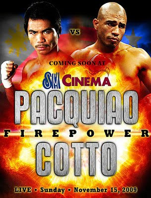 Manny Pacquiao vs Miguel Cotto fight free, Manny Pacquiao vs Miguel Cotto live streaming