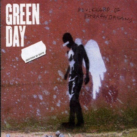 Green day - Boulevard of Broken Dreams Lyrics