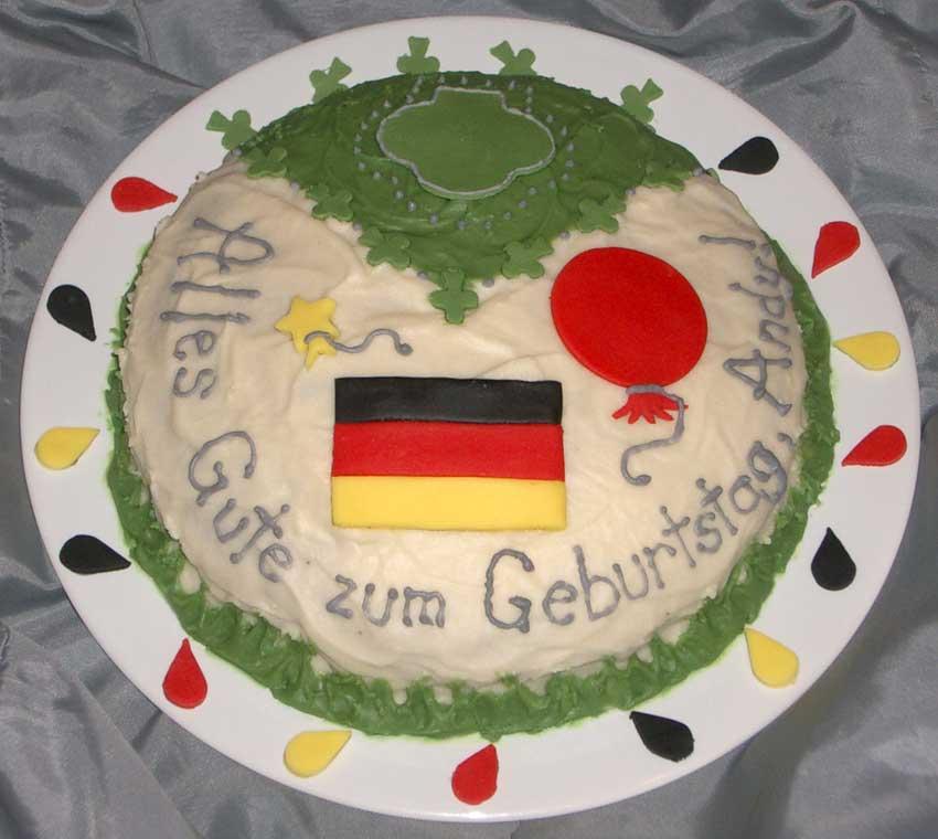 Happy Birthday Matt! :) German