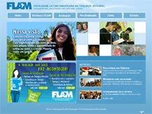 Visite o site da FLAM