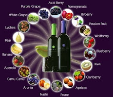 The fruits of MonaVie