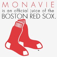 The Boston Red Sox love MonaVie!!