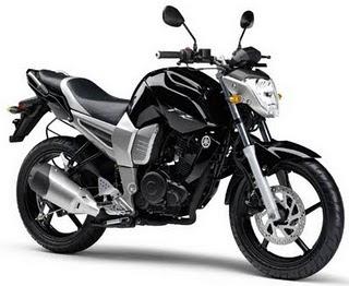 Yamaha Bison Hitam