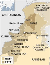 This BBC map of Pakistan is superior.