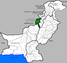 This map of Pakistan is also exceptional