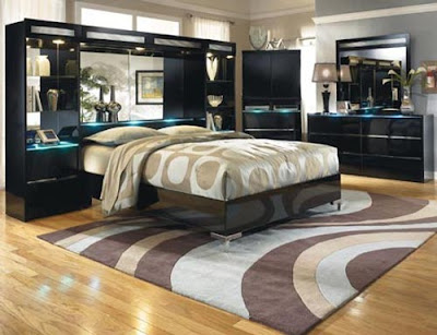 LUXURY MODERN BEDROOM-best furniture home design