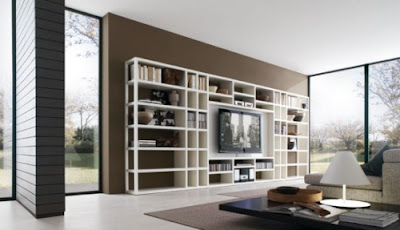 Modern Wall unit design Ideas-furniture