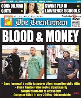 Gangster Killer Blood Knowledge