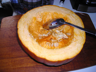 Make the Most of Your Pumpkin Part One