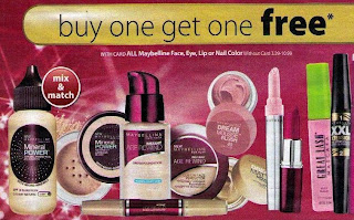 maybelline CVS Deals and Scenarios 12/14 12/20