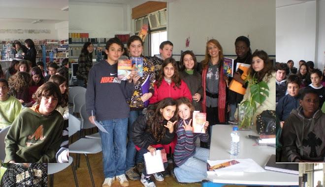 Visita à escola Aristides de Sousa Mendes (4 de Março 2010)