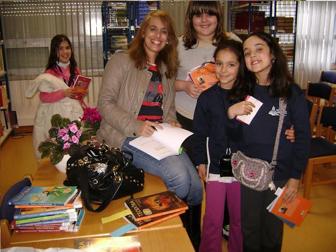 Visita à Escola Vieira da Siva em Carnaxide (3 de Março 2010)