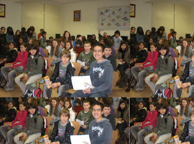 Promoção da leitura na Escola Matilde Rosa Araújo (25 de Março 2010)