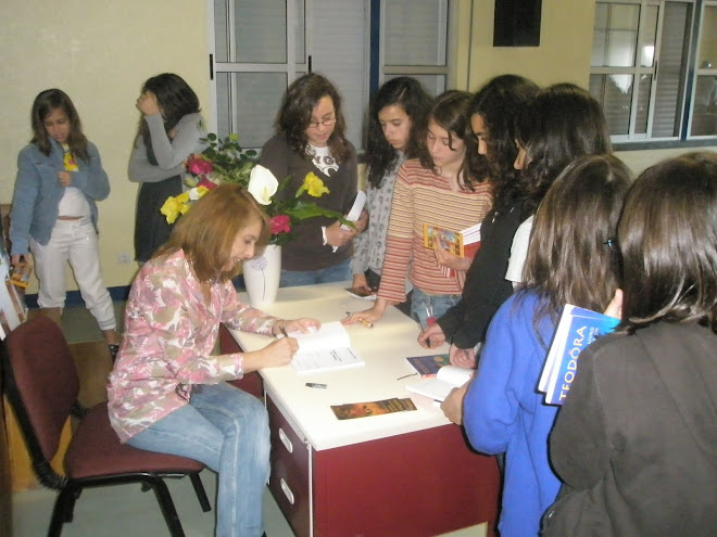 Escola D. Pedro IV - Massamá - 22 de Abril de 2010