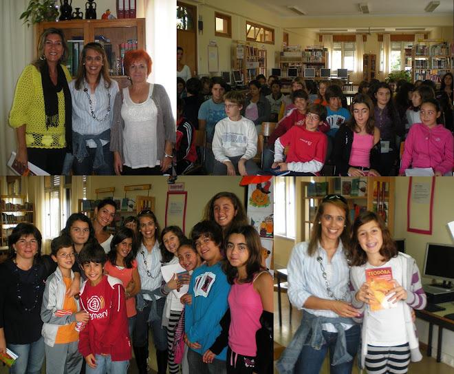 Escola de Santana-Cotovia Outubro 2009