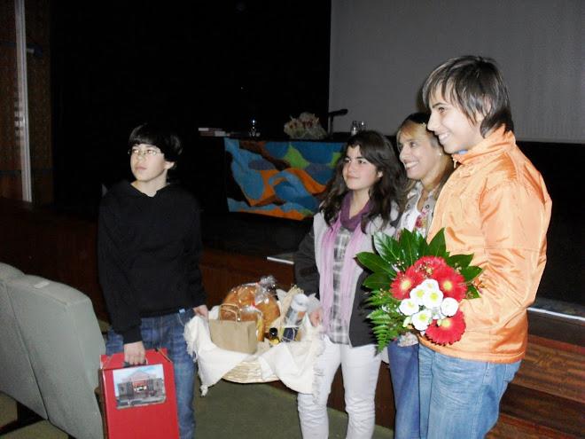 Escolas da Serra da Gardunha - 8 de Fevereiro de 2011